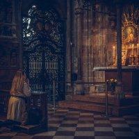Молитва :: Георгий Вапштейн