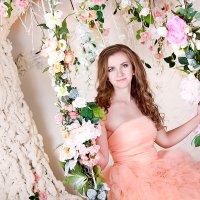 Красивая девушка :: Анастасия Берикова