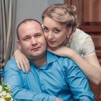 Очаровательные жених и невеста :: Людмила Головня