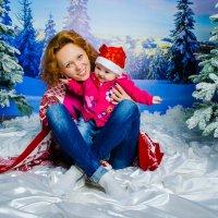 Лидия и маленькая Эвелина :: Таня Ланская