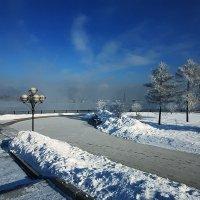 Город морозный и тихий :: Александр | Матвей БЕЛЫЙ