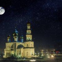 Церковь абакана :: Серафим Танбаев