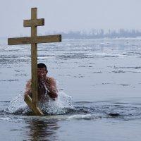 крещение :: Ирина