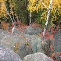 Соколиный камень :: Александр Коликов