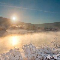 Морозное утро :: Владимир Чуприков