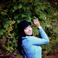 Осенняя фотосъемка :: Олеся Никонова