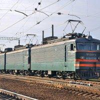 Электровоз ВЛ11М-179 :: Денис Змеев