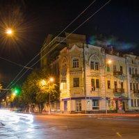 Ночной город. :: Наталья Лысенко