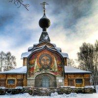 Храм - духа :: Милешкин Владимир Алексеевич