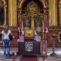 В храме :: Владимир Бровко