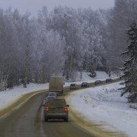 Зима на затяжном подъёме!!! :: Владимир Максимов
