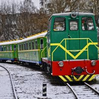 Потяг :: Наталия Рой