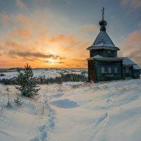 На закате дня :: Виталий Истомин