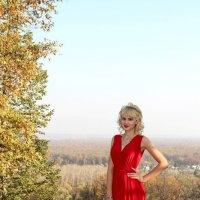 Девушка :: Анюта Нечаева
