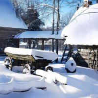 снегом замело... :: мирон щудло