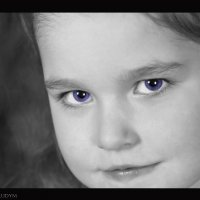 Малышка Лиза :: Екатерина Кудым