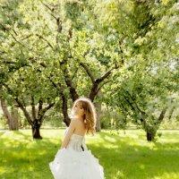 Луч сонца в волосах :: Евгения Лисина