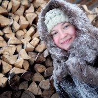 Деревенская красавица :: Валерий Гришин