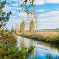 Ранняя осень :: Дмитрий