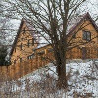 Дом на холме :: Игорь Вишняков