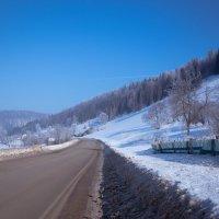 Снежная бесконечность :: Мария Гусева