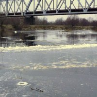 мост через Ипуть :: Александр Прокудин