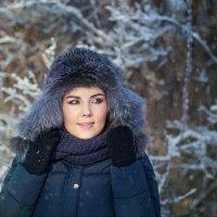 Зимний портрет :: Alex Lipchansky