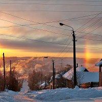 Зимняя радуга-2 :: Любовь
