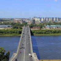 Нижний Новгород.Мост. :: Олег