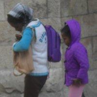 Люди в Иерусалиме :: Надежда