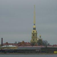 Петропавловская крепость :: Виктор Мухин