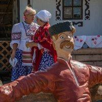 Первый парень на деревне... :: Юлия Бабитко