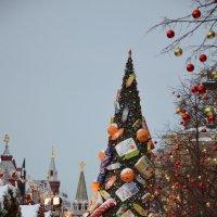 Ёлка на Красной площади. :: Ольга