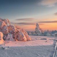 Заблудившийся закат :: Владимир Чуприков