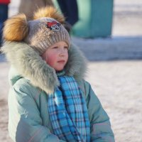 Сибирячка :: Наталия Григорьева