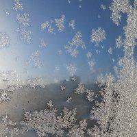 Морозный узор :: Ксения Мифэйр