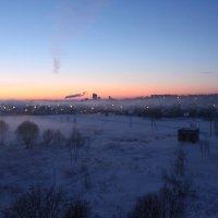 туман :: Мария Алейникова