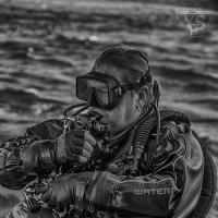 Портрет инструктора технического дайвинга :: Светлана Янюшкина