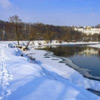 Зимний полдень :: Дубовцев Евгений