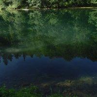 Родоновое озеро в Лопухинке :: Алина Шевелева