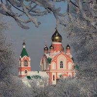 Крещенские морозы. :: Ирина Королева