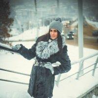 Snow-girl :: Максим Федосеев