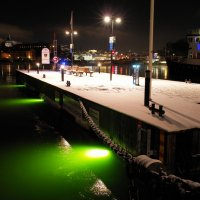 Новогодняя ночь в Стокгольме :: Виктор | Индеец Острие Бревна