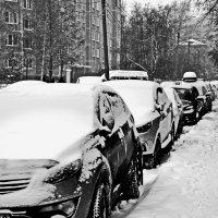 Зимние улицы :: Сергей F