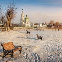 Ажурные скамейки :: Юлия Батурина