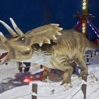 Встреча с динозаврами в наше время! Серия. :: Андрей Синицын