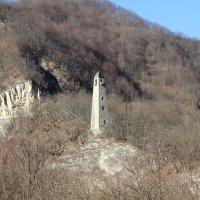 Шатойская боевая башня :: MrAlleroy Alleroevsky