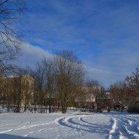 Зима, :: zoja