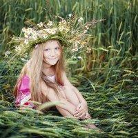 В поле :: Анна Гросс