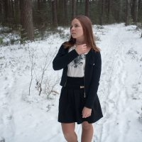 В лесу тепло :: Витя Ярмолинский